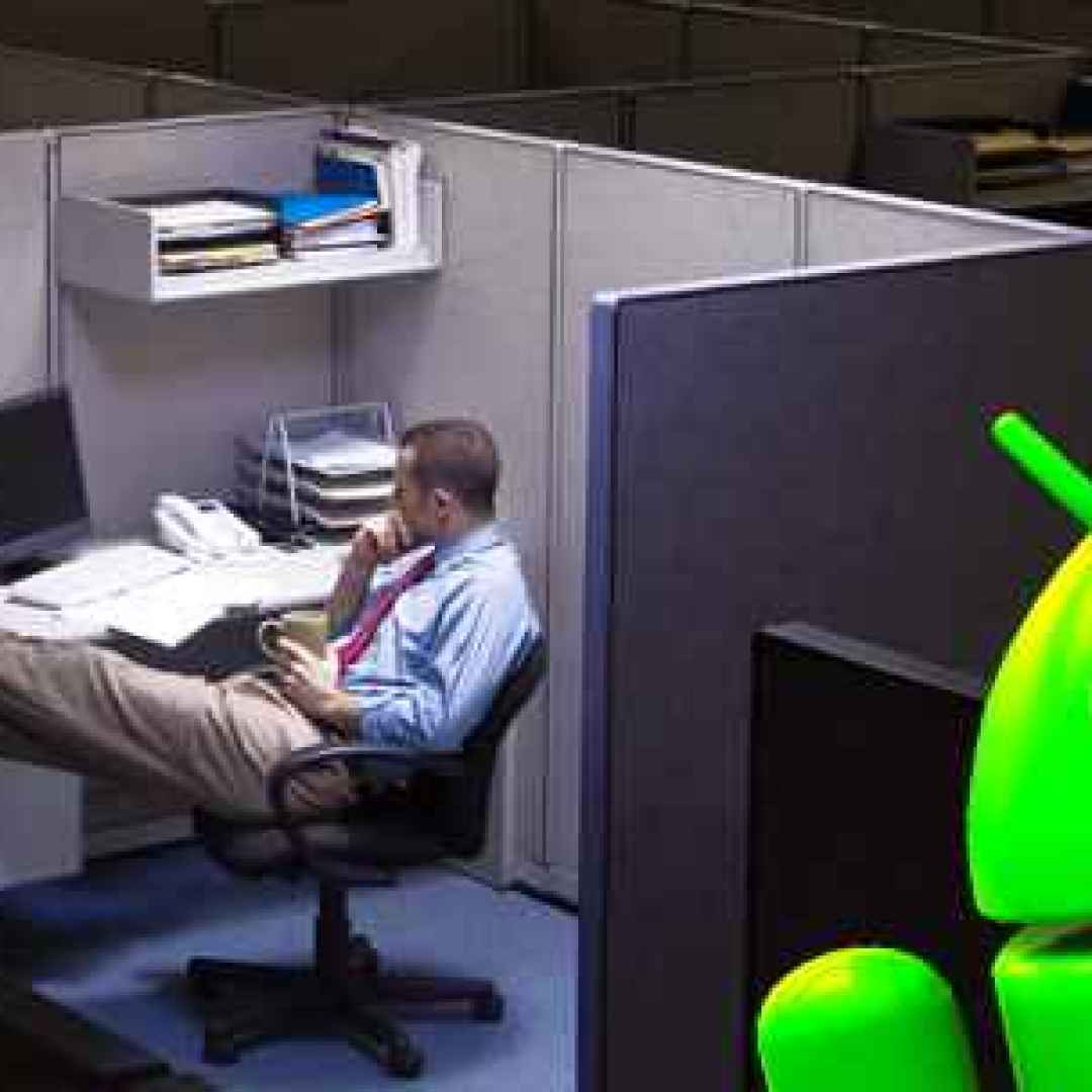 lavoro turni android apps work notte