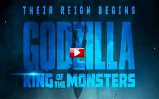 La nuova storia di Godzilla II: King of the Monsters, il film diretto da Michael Dougherty, segue le