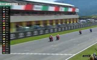 Gran Premio dItalia spettacolare e diverso, rispetto a Spagna-Francia. Allinizio dellultimo giro, Ma