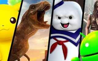 Giochi: realtà aumentata android giochi pokemon