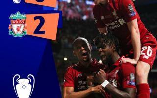 Champions League: SALAH E ORIGI FANNO CONQUISTARE LA 6 CHAMPIONS AL LIVERPOOL