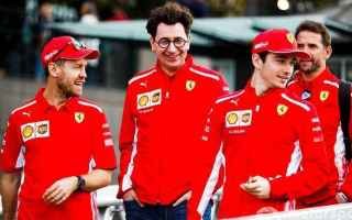 Formula 1: f1  ferrari  vettel  leclerc