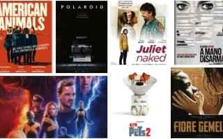 Cinema: film al cinema  novità in sala x-men
