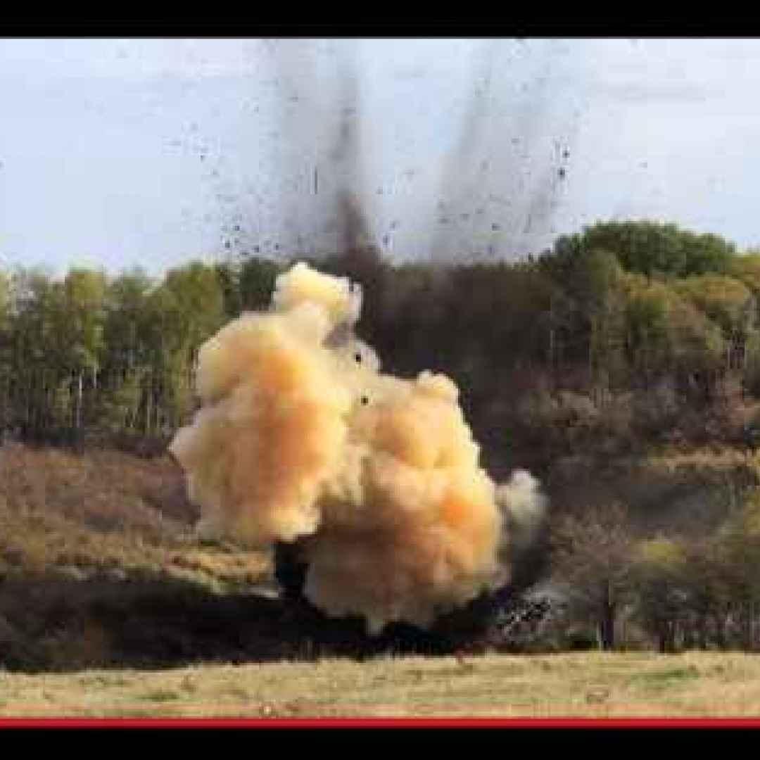 animali  dighe  demolizioni  esplosivi