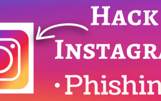 Social Network: instagram    hacker  phishing