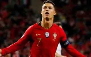 Calcio: juventus  juve  ronaldo  portogallo