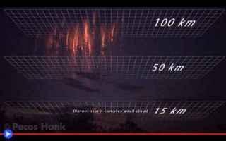 dal Mondo: fulmini  tempesteo  meteo  fenomeni