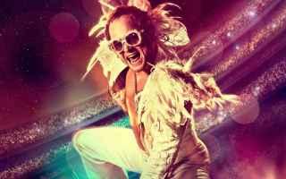 La notizia di un film biografico dedicato a Elton John risale al 2012, quando fu lo stesso cantante