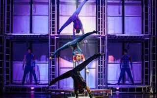 Spettacoli: le cirque wtp tilt teatro della luna