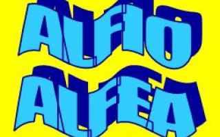 Storia: alfio  alfia  significato  etimologia
