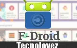 f-droid app store alternativo