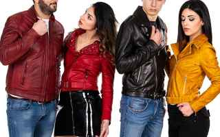 Moda: giacca in pelle  come abbinare una giacc