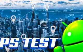 Tecnologie: gps satellite android navigazione hardwa