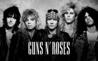 Musica: Nuove indiscrezioni sulla possibile uscita di un nuovo album in studio per i Guns n Roses