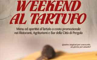 Gastronomia: pergola  tartufo
