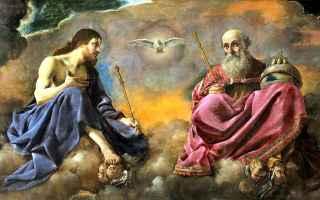 Religione: figlio  padre  spirito santo
