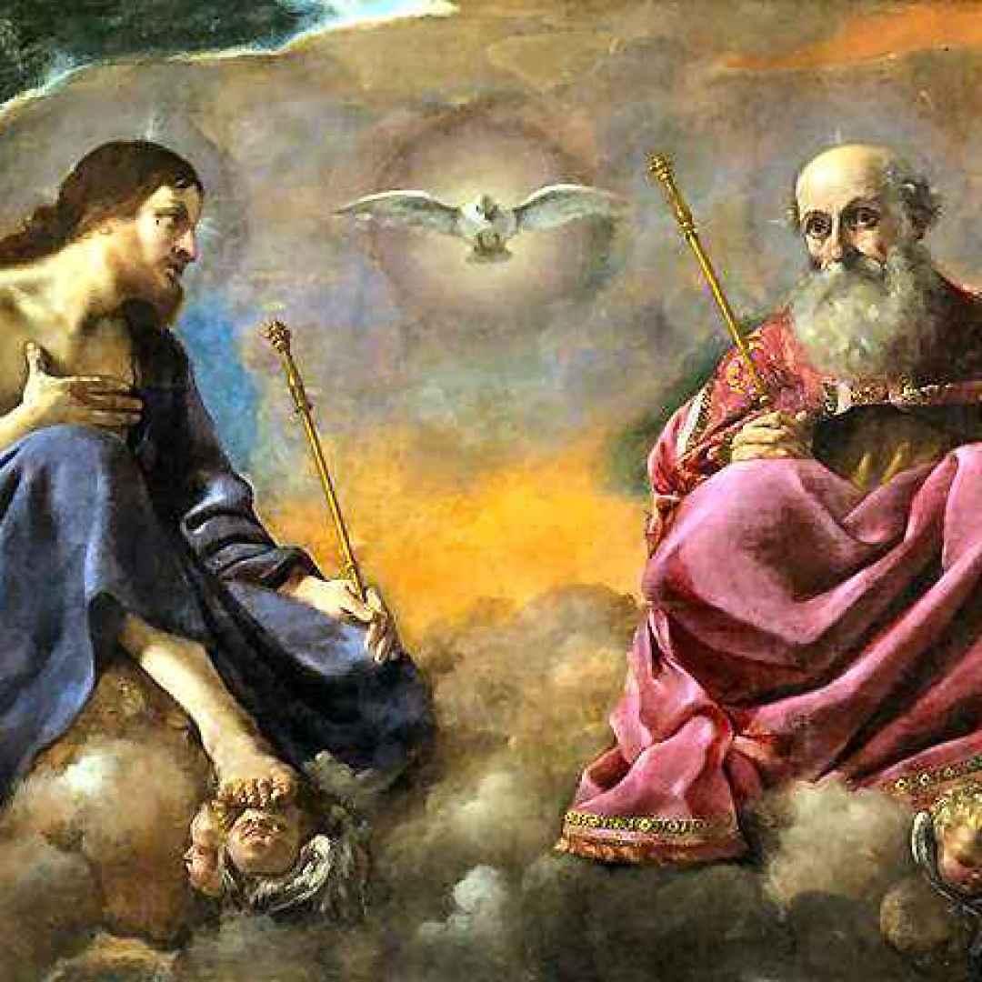 figlio  padre  spirito santo