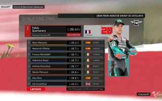MotoGP: GRAN PREMIO DI CATALOGNA: QUARTARARO POLEMAN MARQUEZ E VINALES IN PRIMA FILA