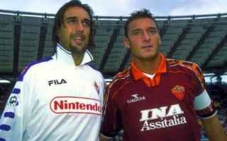 Serie A: totti  roma  calcio  serie a  news