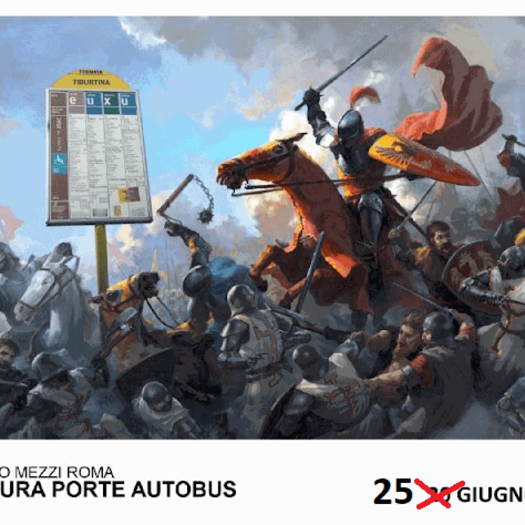 atac  roma  trasporto pubblico  sciopero