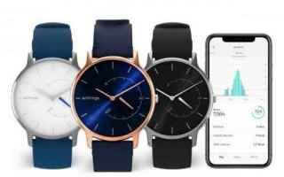 Gadget: orologio ibrido  smartwatch