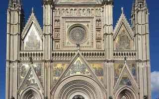Religione: miracolo eucaristico  orvieto  bolsena