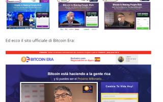 Soldi Online: bitcoin era recensioni e opinioni truffa