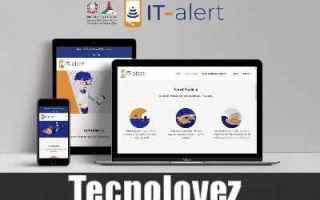 App: it-alert app protezione civile