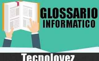 Computer: uptade significato glossario informatico