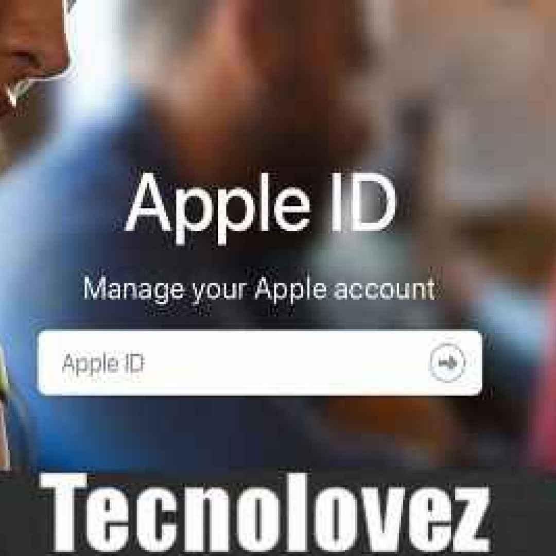 come recuperare il tuo id apple apple id