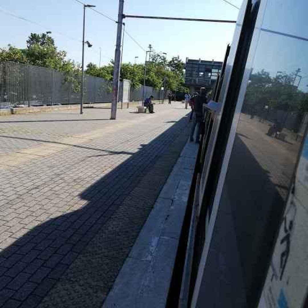 roma  trasporto pubblico  roma-lido