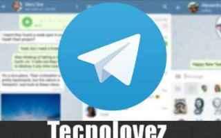 telegram come aggiungere contatti