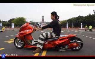Moto: Missione bōsōzoku: chi cavalca il motorino più LUNGO della nazione?