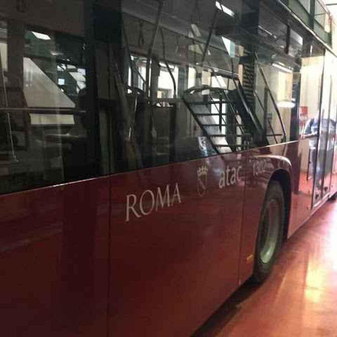 roma  trasporto pubblico  autobus