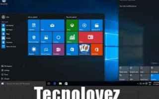 windows 10 velocità