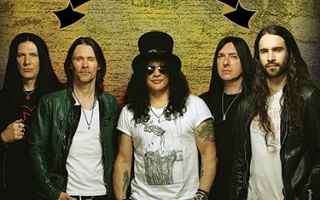 slash  concerti  no sound fest