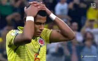 Nazionale: colombia