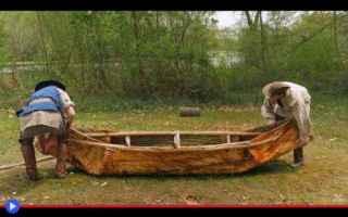 Tecnologie: canoe  nordamerica  tecniche  metodi