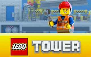 lego android iphone videogioco tower