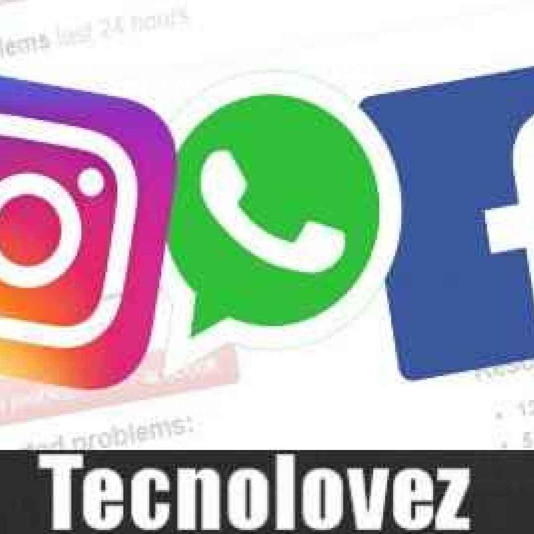 whatsapp  facebook  instagram  down