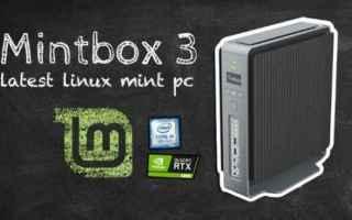 Linux: computer  linux  linux mint