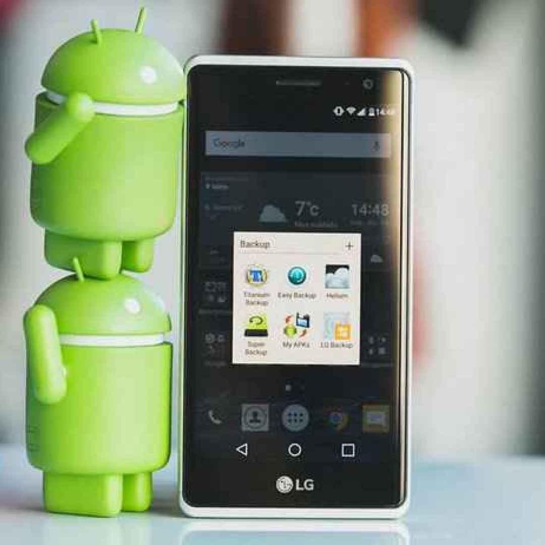 android  backup  smartphone  google