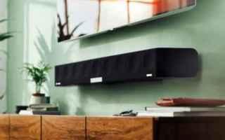 Audio: soundbar  speaker  bluetooth  smart