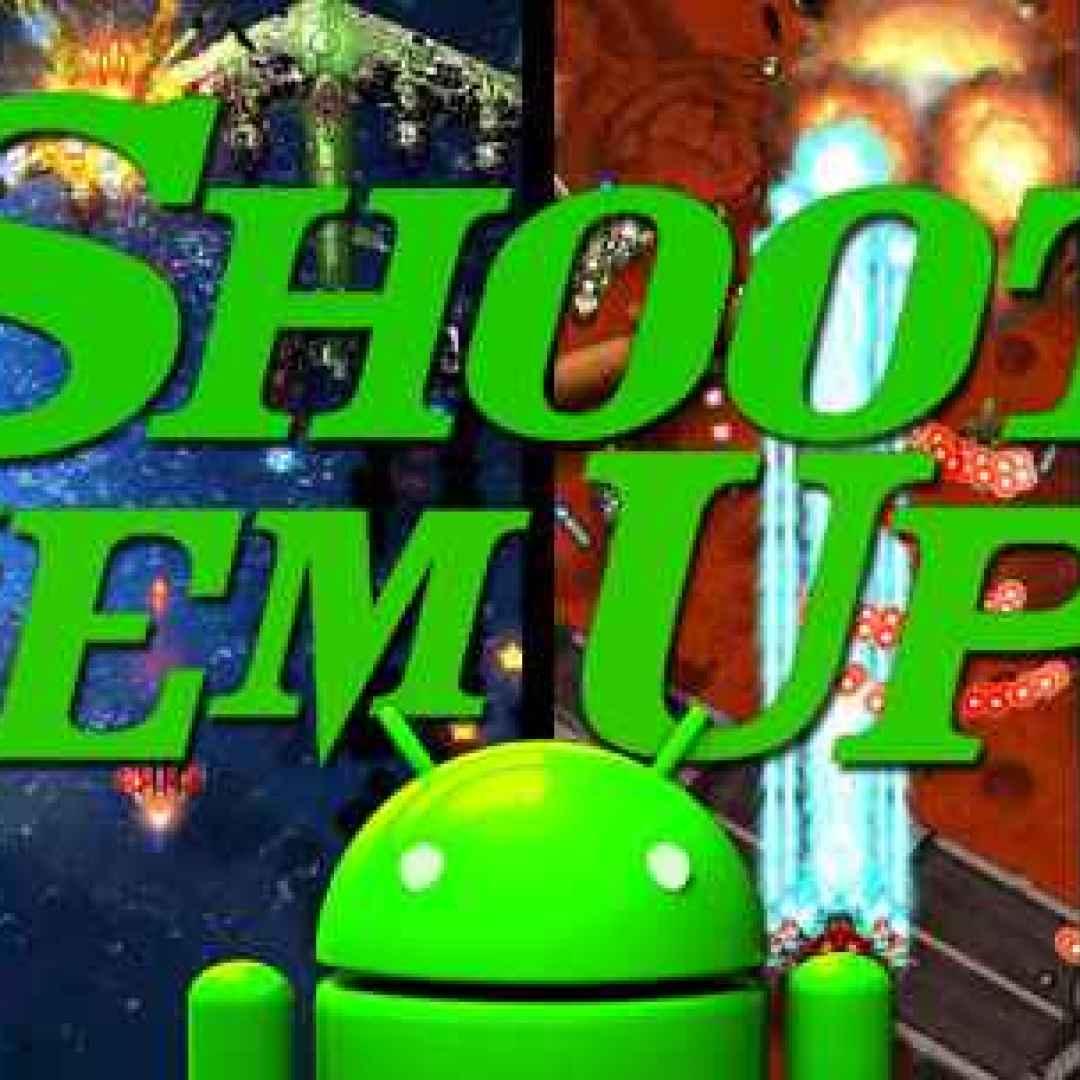 sparatutto arcade android videogiochi