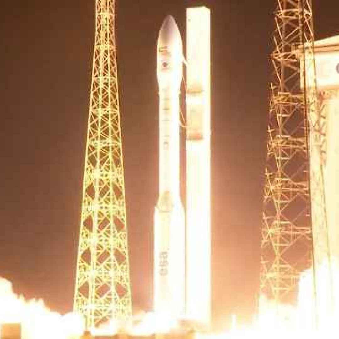 vega  arianespace  satellite