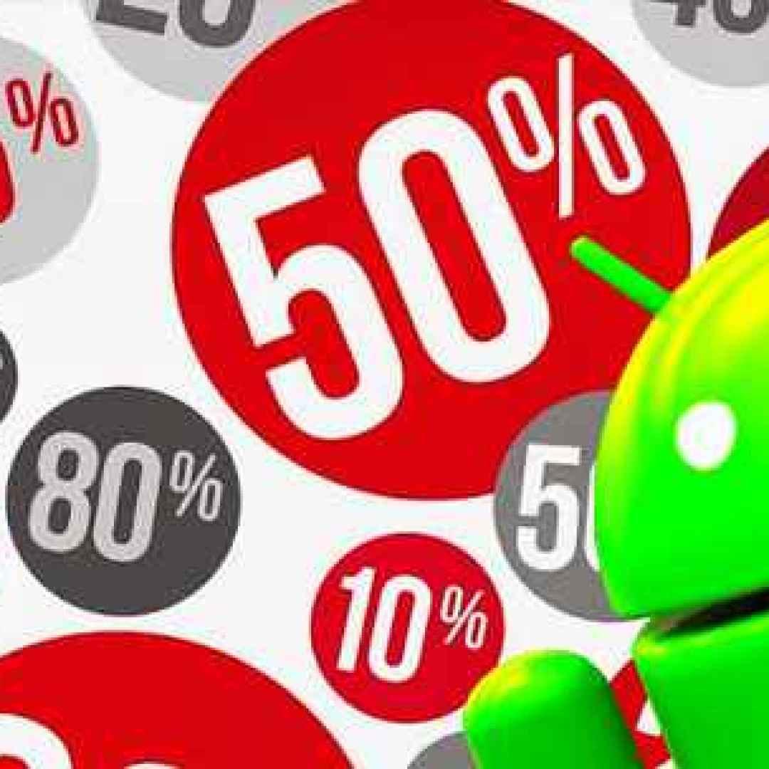 android sconti giochi applicazioni deals