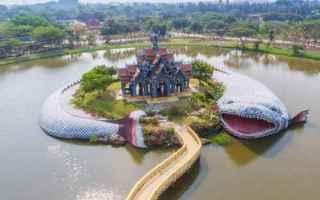 dal Mondo: thailandia  templi  buddhismo  induismo
