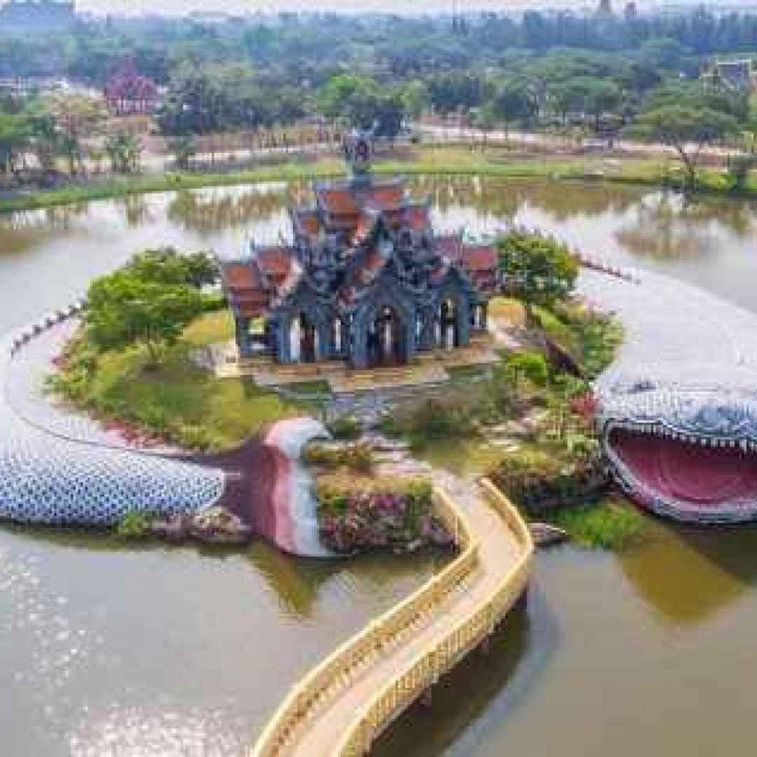 thailandia  templi  buddhismo  induismo