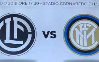Calcio: inter