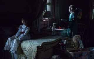 """Annabelle 3, il film diretto da Gary Dauberman, è il terzo capitolo della serie horror di  """"Annab"""